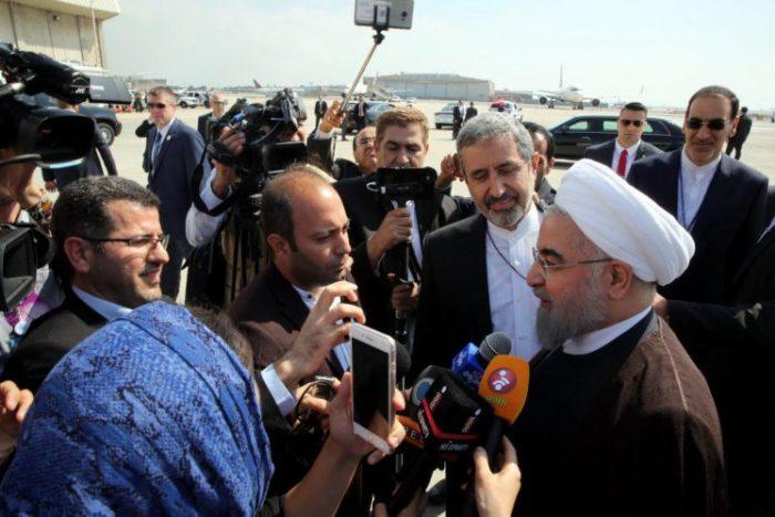 استراتژی جمهوری اسلامی تعامل گسترده با جهان است