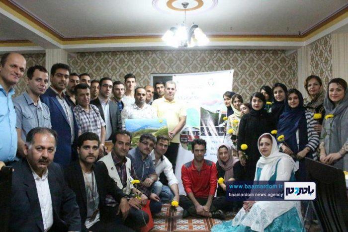 سومین نشست ماهیانه انجمن صنفی راهنمایان گردشگری گیلان در تالش برگزار شد + تصاویر
