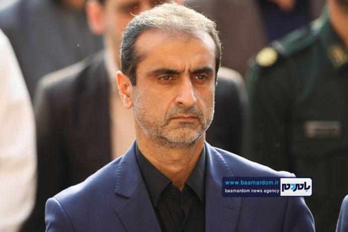 تقدیر جامعه ورزشی لاهیجان از فرماندار این شهرستان