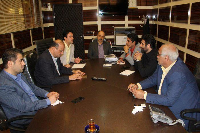 رؤسای کمیسیونهای داخلی شورای شهر لاهیجان انتخاب شدند