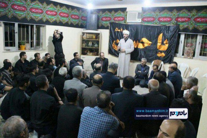 مراسم عزاداری ماه محرم در کانون ناشنوایان اداره بهزیستی لاهیجان برگزار شد + تصاویر