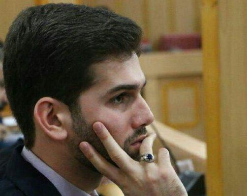 نتیجه تصویری برای محمد احمدی ادیب