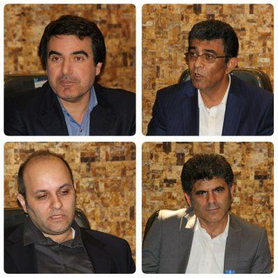 مصاحبه شورای شهر لاهیجان با کاندیدهای تصدی شهردار لاهیجان در سومین روز 400x400 - جزئیات سومین روز از مصاحبه انتخاب شهردار لاهیجان | بازگشت کحالی به لاهیجان؟! + تصاویر