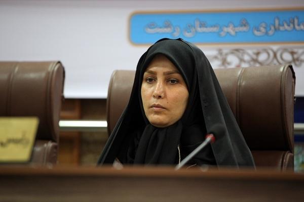 برپایی گلریزان به منظور حمایت از زندانیان زن جرایم غیرعمد دررشت