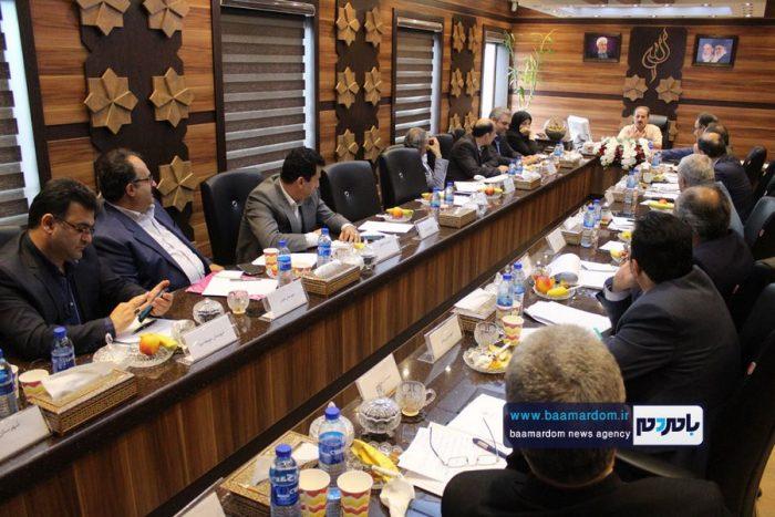 گزارش تصویری نشست بررسی نظام نامه تدوین برنامه توسعه شهرستان های استان گیلان