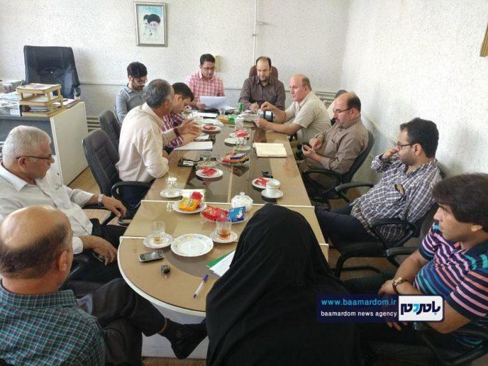 نشست هماندیشی تعاونگران شهرستان لاهیجان برگزار شد + تصاویر