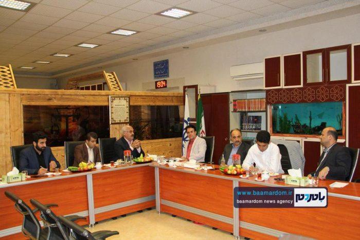 پنجمین جلسه شورای شهر لاهیجان برگزار شد + تصاویر و جزئیات