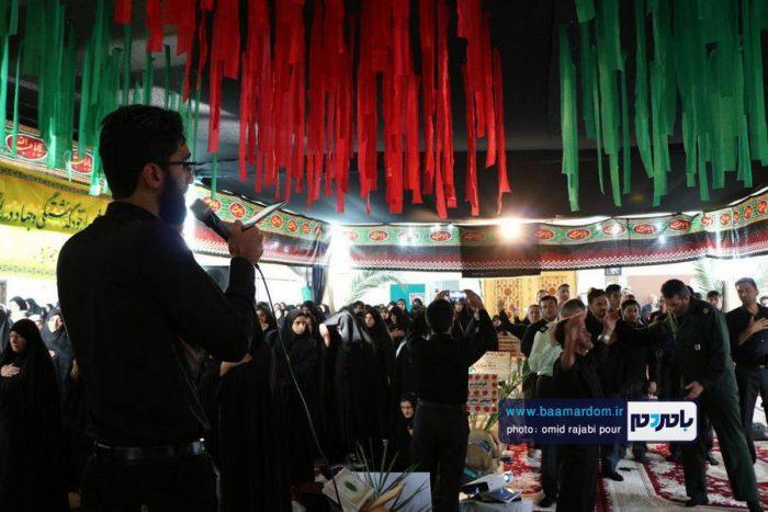 یادواره شهدای زن بخش رحیم آباد رودسر برگزار شد   گزارش تصویری