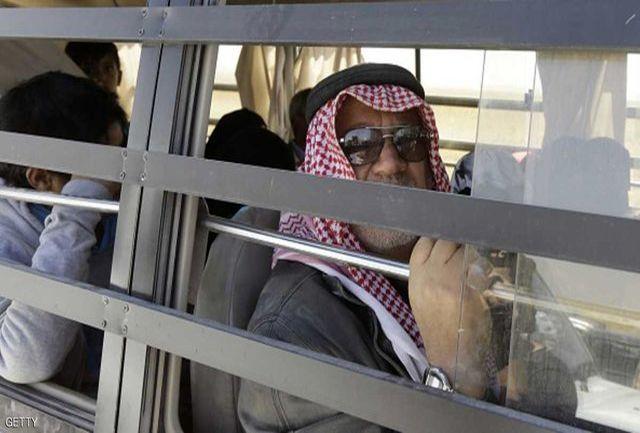 دهها عنصر داعش به صورت انفرادی وارد مرز شدند