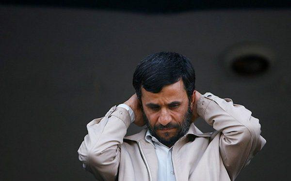احمدی نژاد 1 600x374 - صدور رأی غيابی برای احمدینژاد