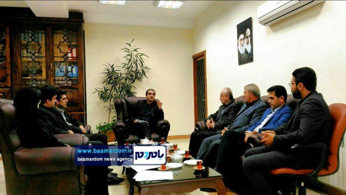 انتخابات هیات رئیسه شورای اسلامی شهرستان لاهیجان برگزار شد + نتایج