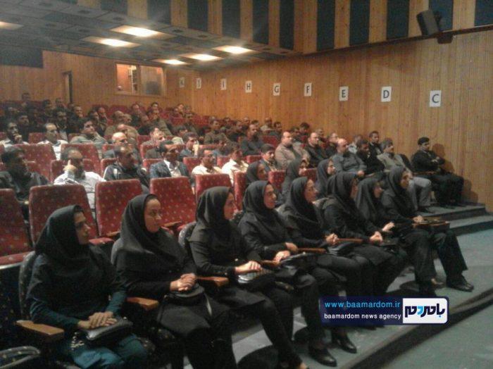 اولین جلسه تشکیل شرکت تعاونی مسکن کارکنان شهرداری آستانه اشرفیه برگزار شد + تصاویر