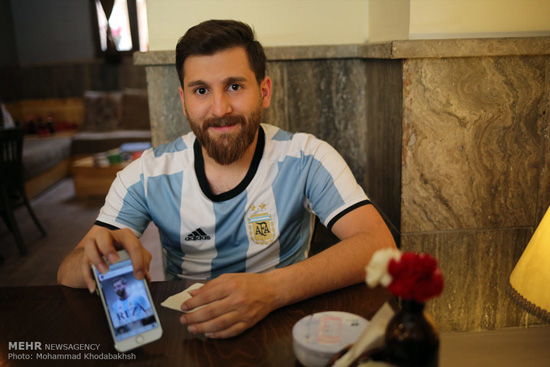 رضا پرستش مسی ایرانی در مسکو دستگیر شد + جزییات