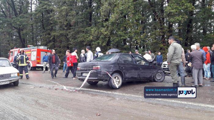 استانهای دارای بیشترین قربانی در حوادث رانندگی نوروزی (+نمودار)