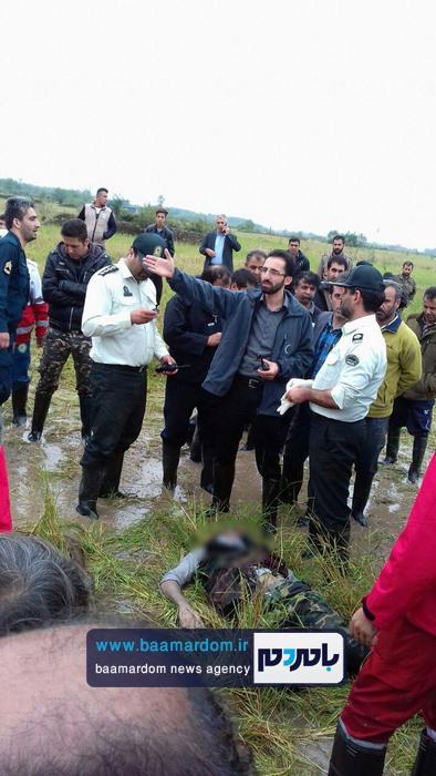 جسد شکارچی 35ساله در مزارع اطراف لاهیجان 12 - جسد شکارچی 35ساله در مزارع اطراف لاهیجان پیدا شد + گزارش تصویری
