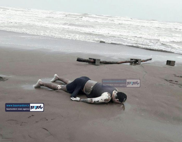جسد یکی از خدمه هندی شناور غرق شده پیدا شد + عکس