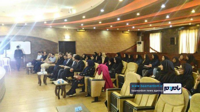 جلسه مربیان شرق گیلان با رئیس هیات والیبال استان گیلان برگزار شد + تصاویر
