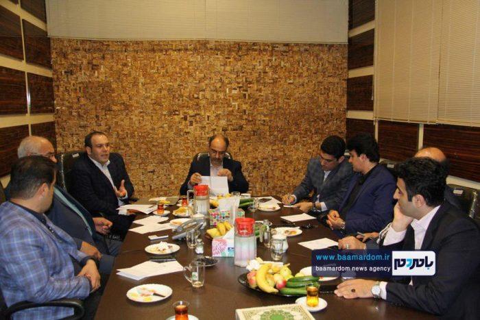 از لزوم توجه مدیریت شهری به شهرسازی تا قدردانی از اداره گاز لاهیجان