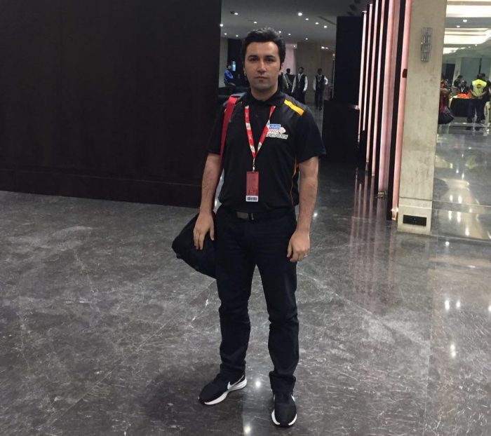 مصاحبهای خواندنی با سید محمدی داور گیلانی و بین المللی کبدی