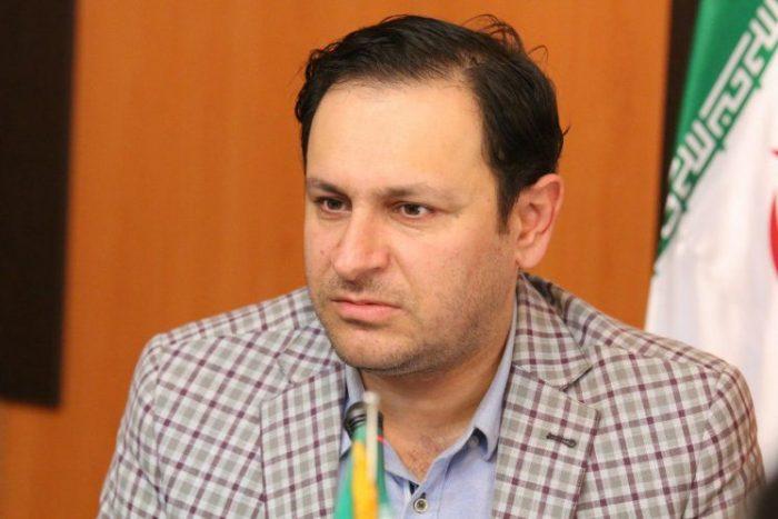 انتقاد شدید رئیس هیات والیبال گیلان از اختصاص دو میلیارد و صد میلیون تومان از بودجه شهرداری رشت به فوتبال