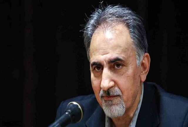شهردار تهران استعفاء داد