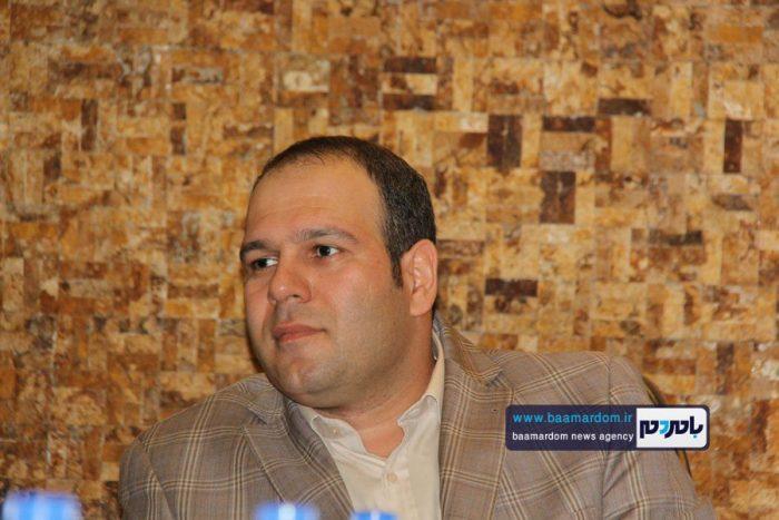 مسعود کاظمی شهردار لاهیجان شد + جزئیات و تصاویر