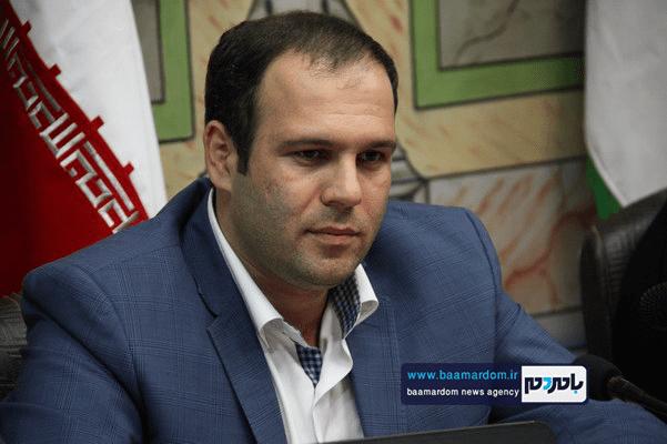 برپایی خیمههای پذیرایی از عزاداران اربعین حسینی در لاهیجان