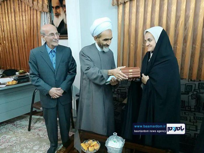 مسلمان شدن یک مسیحی ایتالیائی تبار در لاهیجان + تصاویر