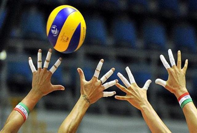 گام بلند رشتیها برای صعود به فینال لیگ برتر والیبال مردان استان