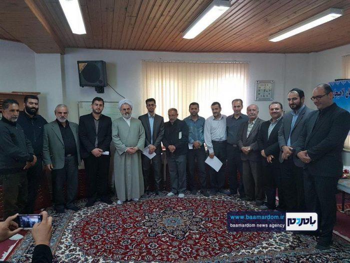 پنجمین دوره انتخابات شورای هیئتهای مذهبی شهرستان لاهیجان برگزار شد + اسامی منتخبین