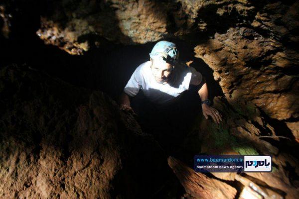 پیمایش غارهای منطقه عطاکوه و سرچشمه لاهیجان 12 600x400 - پیمایش غارهای منطقه عطاکوه و سرچشمه لاهیجان + گزارش تصویری