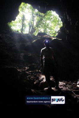 پیمایش غارهای منطقه عطاکوه و سرچشمه لاهیجان 14 266x400 - پیمایش غارهای منطقه عطاکوه و سرچشمه لاهیجان + گزارش تصویری