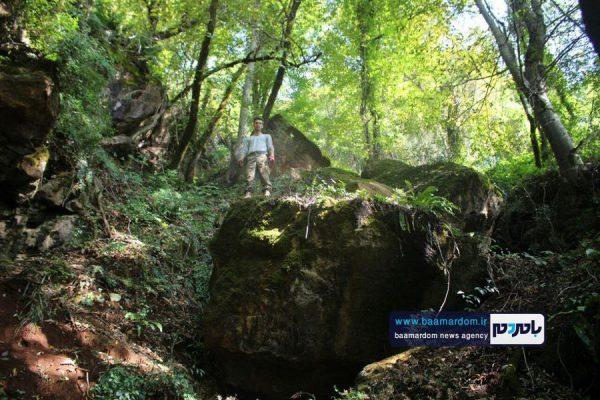 پیمایش غارهای منطقه عطاکوه و سرچشمه لاهیجان 16 600x400 - پیمایش غارهای منطقه عطاکوه و سرچشمه لاهیجان + گزارش تصویری