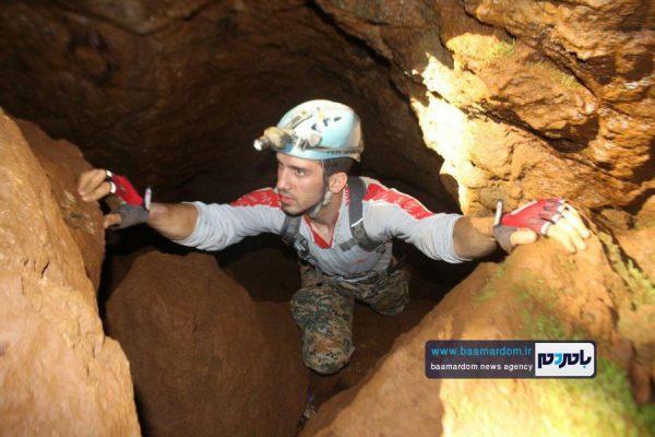 پیمایش غارهای منطقه عطاکوه و سرچشمه لاهیجان 18 600x400 - پیمایش غارهای منطقه عطاکوه و سرچشمه لاهیجان + گزارش تصویری