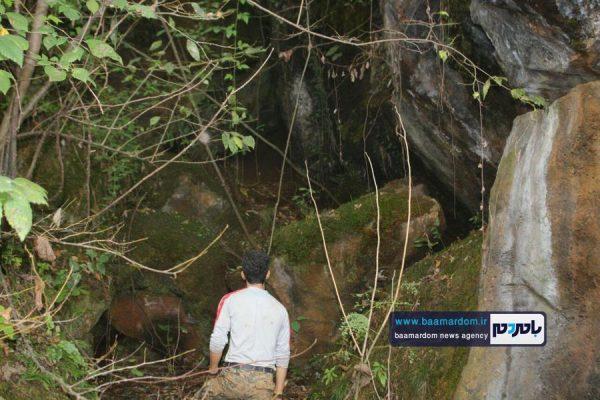 پیمایش غارهای منطقه عطاکوه و سرچشمه لاهیجان 2 600x400 - پیمایش غارهای منطقه عطاکوه و سرچشمه لاهیجان + گزارش تصویری