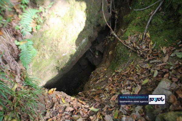پیمایش غارهای منطقه عطاکوه و سرچشمه لاهیجان 6 600x400 - پیمایش غارهای منطقه عطاکوه و سرچشمه لاهیجان + گزارش تصویری