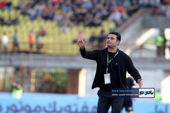 علی نظرمحمدی از سپیدرود کنار گذاشته شد | سرمربی جدید به زودی انتخاب میشود