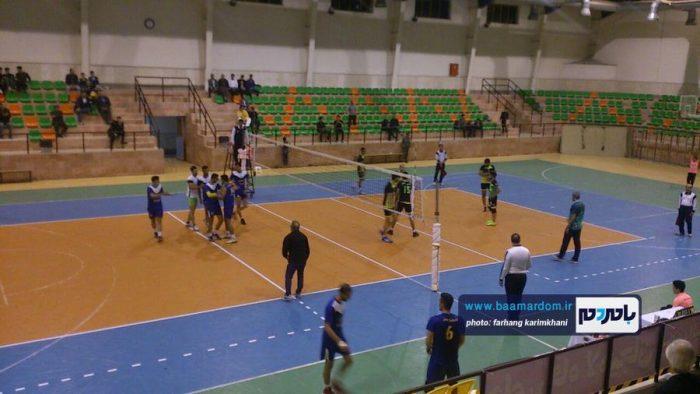 نتایج هفته نخست مسابقات لیگ برتر والیبال استان گیلان