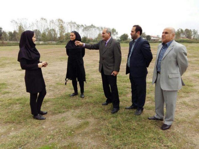 توسعه زیرساخت های ورزش هندبال در شرق گیلان