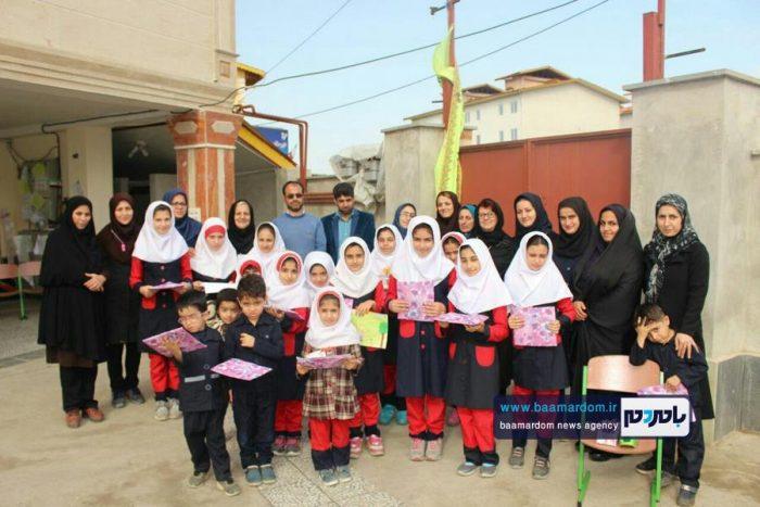 دورههای آموزشی زیست محیطی در مدارس رحیم آباد برگزار شد   گزارش تصویری