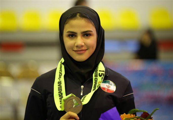 هدفم کسب مدال طلا دربازیهای آسیایی است | گیلان پتانسیل کسب چند مدال در المپیک ۲۰۲۰ را دارد