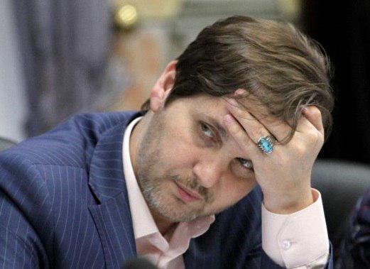 رئیس شورای اسلامی شهر رشت در بیمارستان بستری شد + عکس