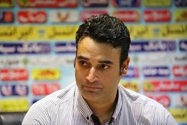 علی نظرمحمدی - با دست خالی به سپیدرود کمک کردم/ مسئولان باشگاه یک ماه نتایج را تحمل نکردند