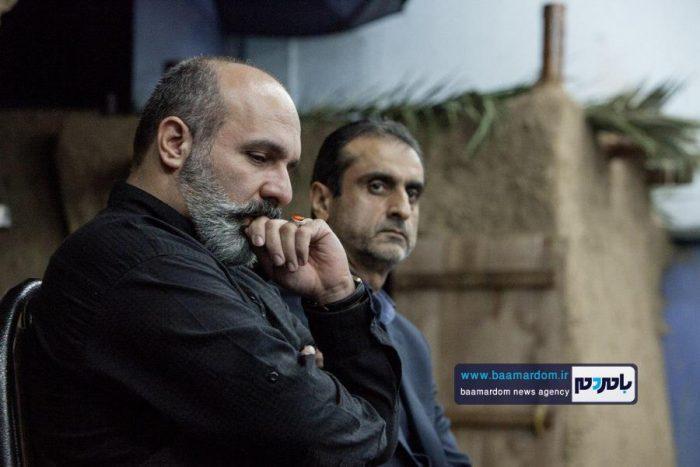 فرماندار لاهیجان به تماشای نمایش «یک جرعه آب»نشست + جزئیات و تصاویر