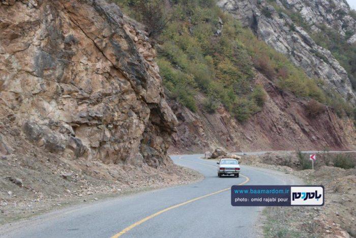 پاییز رویایی اشکور رحیم آباد   گزارش تصویری