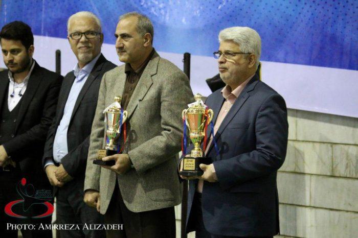 رقابتهای هندبال قهرمانی رده سنی جوانان استان گیلان با معرفی تیمهای برتر در رشت پایان یافت