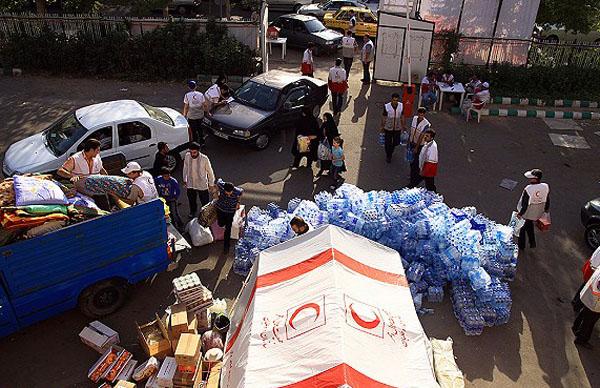 آمادگی جامعه ورزش و جوانان گیلان برای جمع آوری کمک های مردمی به هموطنان آسیب دیده در زلزله