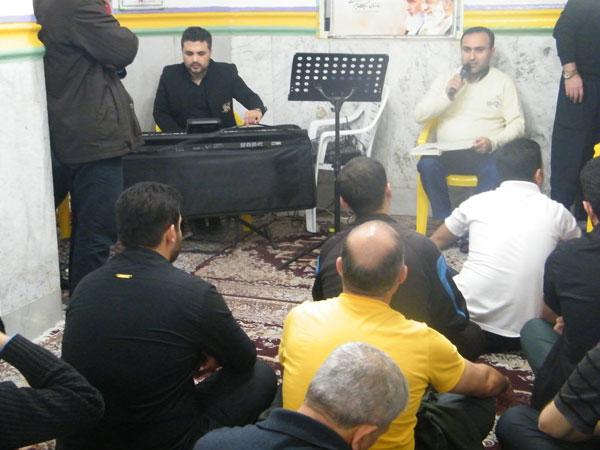 اجرای برنامههای هنری در زندان لاهیجان به مناسبت گرامیداشت هفته وحدت