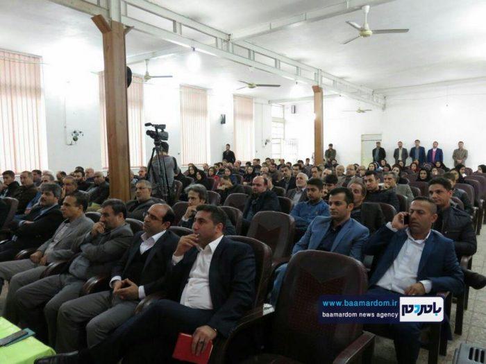 اولین جلسه کمیسیون ورزشی شورای شهر آستانهاشرفیه برگزار شد + تصاویر