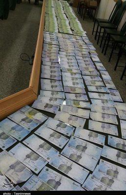 باند چاپ اسکناس در رشت 4 258x400 - اعضای باند چاپ اسکناس در رشت شناسایی و دستگیر شدند   تصاویر